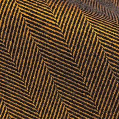 6343 - BROWN HERRINGBONE (530 gms / 19 Oz)