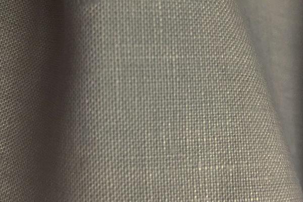 6512 - LIGHT GREY Irish Suit Linen (280 grams / 9 Oz)
