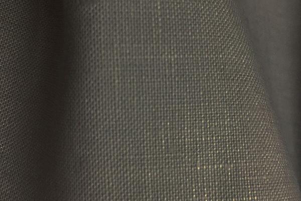 6513 - CHARCOAL GREY Irish Suit Linen (280 grams / 9 Oz)