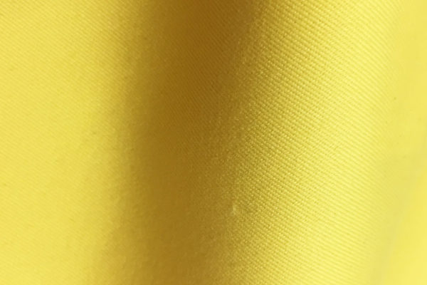 6520 - YELLOW English Suit Cotton (310 grams)