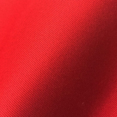 6522 - RED English Suit Cotton (310 grams)