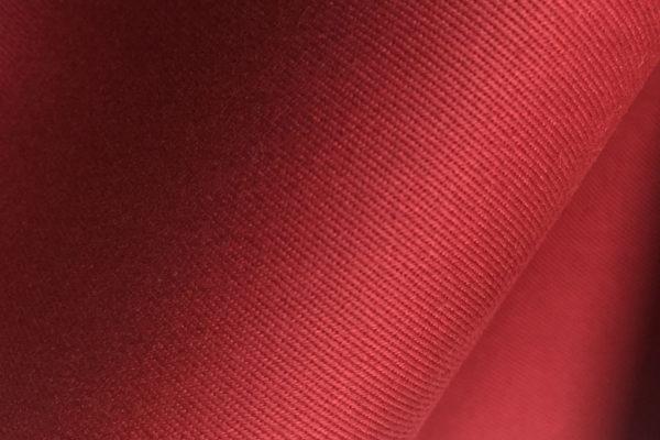 6523 - DARK RED English Suit Cotton (310 grams)