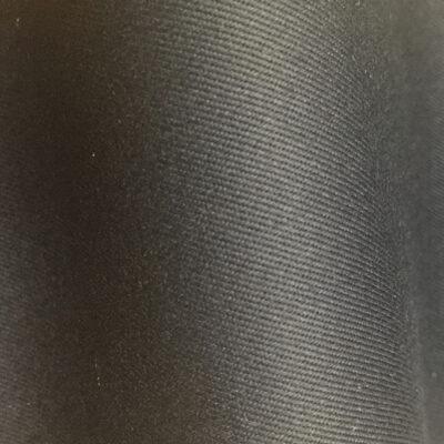 6539 - BLACK English Suit Cotton (310 grams)