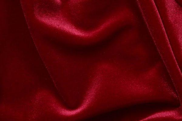 6565 - RED CURRANT VELVET English Suit Cotton (310 gms / 11 Oz)