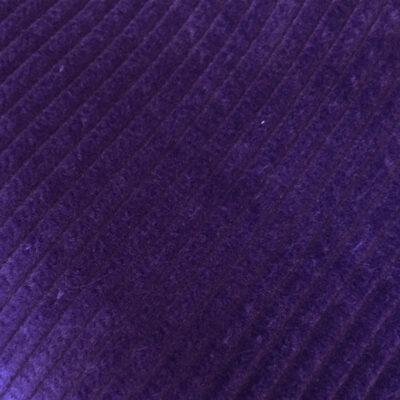 6613 Purple - 8 Wale Corduroy