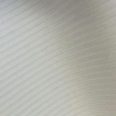6625 White - 12 Wale Corduroy