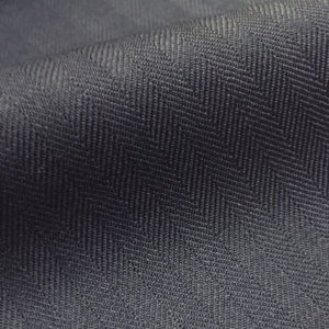 8843 - NAVY HERRINGBONE (250-280 grams / 8-9 Oz)