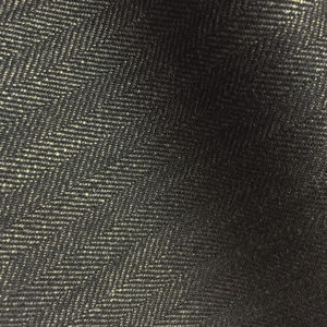 8846 - DARK GREY HERRINGBONE (250-280 grams / 8-9 Oz)