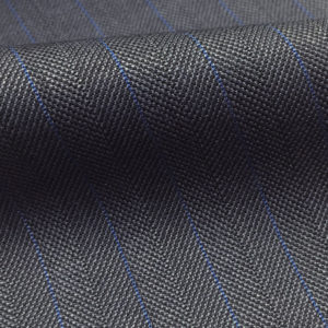 8854 - FRENCH BLUE FANCY HERRINGBONE BLUE PIN (250-280 grams / 8-9 Oz)