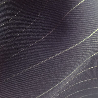 H2132 - NAVY (White Pin Stripe 280-300 grams / 9.5-10.5 Oz)