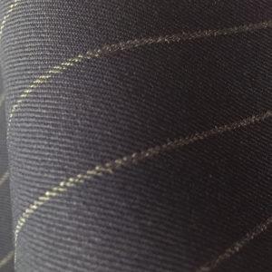 H2135 - NAVY (White Rope Stripe 280-300 grams / 9.5-10.5 Oz)