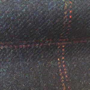 H2557 - Navy W/ Pink Orange WP (425 grams / 15 Oz)