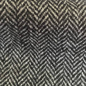 H2564 - Grey Herringbone (425 grams / 15 Oz)