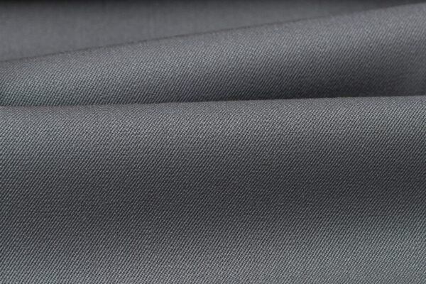 H3132 - Light Grey Plain Gabardine (270 grams / 9 Oz)