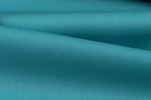 H3134 - Turquoise Plain Gabardine (270 grams / 9 Oz)