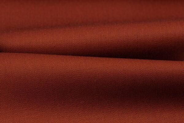 H3135 - Burnt Orange Plain Gabardine (270 grams / 9 Oz)