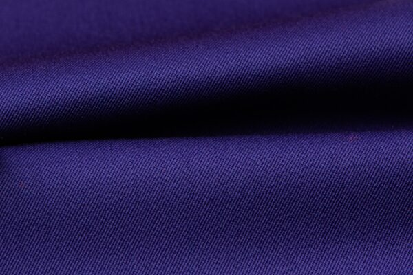 H3136 - Purple Plain Gabardine (270 grams / 9 Oz)
