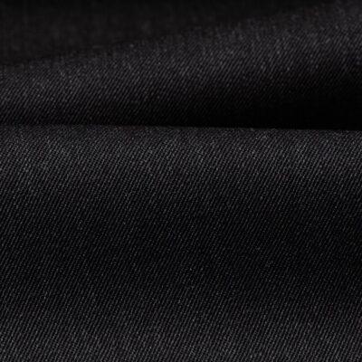 H3137 - Dark Grey Plain Gabardine (270 grams / 9 Oz)