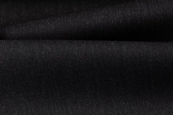 H3137 - Dark Grey Plain Gabardine (270 grams / 9 Oz)