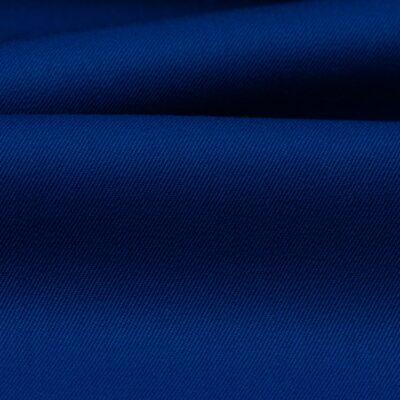 H3141 - Royal Blue Plain Gabardine (270 grams / 9 Oz)