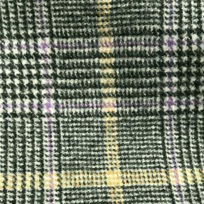 H3400 - Grey Check W/ Lilac Gold (390 grams / 13.5 Oz)
