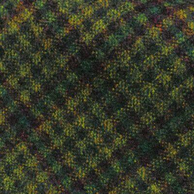 H3409 - Green Check W/ Purple Green (390 grams / 13.5 Oz)