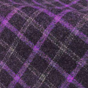 H3414 - Purple Check W/ Lilac White (390 grams / 13.5 Oz)