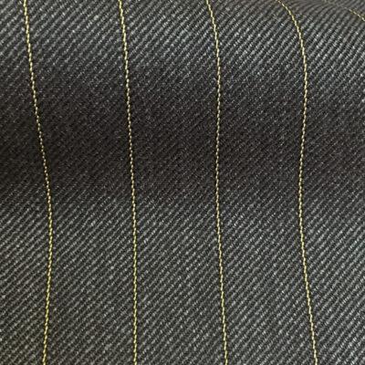 H3605 - Dk Grey W/ Gold 12mm Pin (285 grams / 9 Oz)