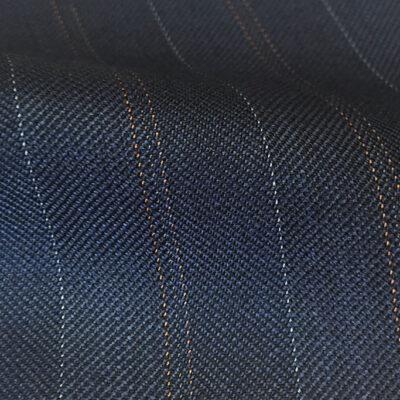 H3612 - Blue W/ White Pink 12mm Pins (285 grams / 9 Oz)