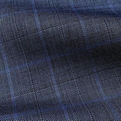 H3681 - Lt Ice Blue (Blue Check Window Pane) (285 grams / 9 Oz)