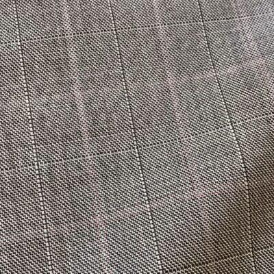 H3682 - Light Grey (Salmon Check Window Pane) (285 grams / 9 Oz)