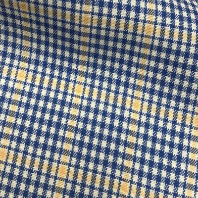 H5115 - NAVY WITH WHITE YELLOW CHECK (240 grams / 8 Oz)