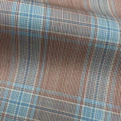 H5116 - RED WITH BLUE WHITE CHECK (240 grams / 8 Oz)