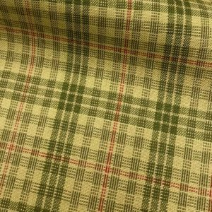 H5122 - MOSS WITH GREEN RED CHECK (240 grams / 8 Oz)