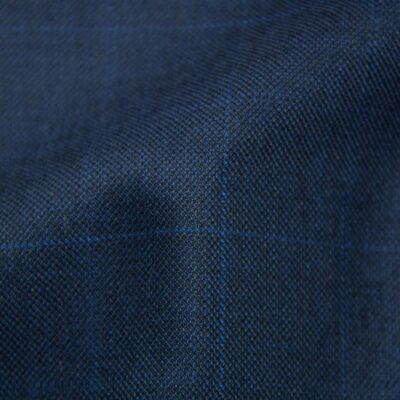 H5903 - NAVY WITH PURPLE PANE AND BLUE CHECK (275 grams / 8 Oz)