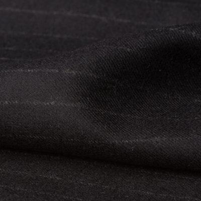 H7115 - Black W/ Grey Chalk Stripe (300 grams / 10 Oz)