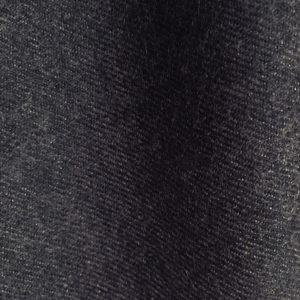 H7235 - BLACK PLAIN FLANNEL (12-13oz /340gms - 370gms)