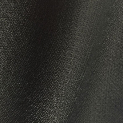H7314 - BLACK 2mm HERRINGBONE (275 grams / 8 Oz)