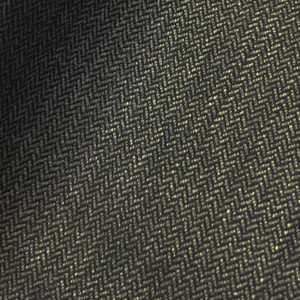 H7315 - DARK GREY 2mm HERRINGBONE (275 grams / 8 Oz)