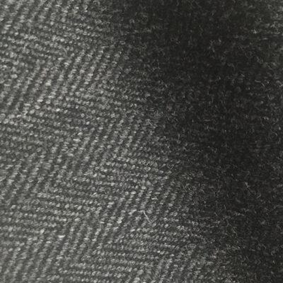 H7406 - CHARCOAL HERRINGBONE (500 grams / 17 Oz)