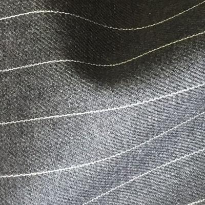 H7500 - GREY PIN STRIPE (280 grams / 9 Oz)