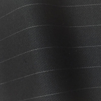 H7513 - BLACK PIN STRIPE (280 grams / 9 Oz)