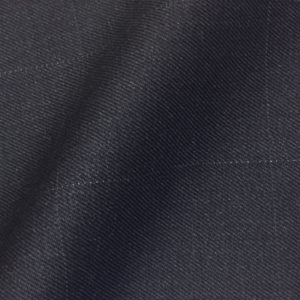 H7534 - NAVY CHECKED TWILL (280 grams / 9 Oz)