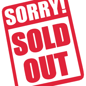 SOLD OUT H7700