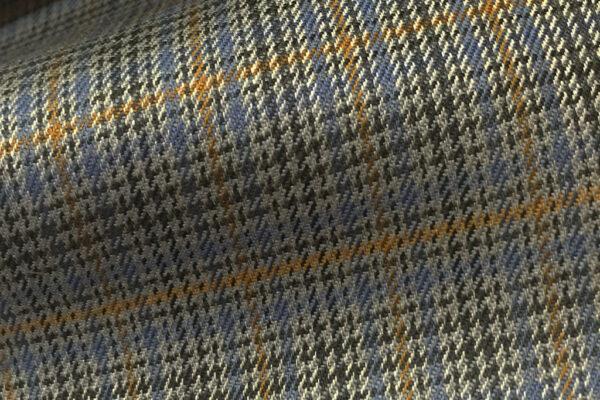 H7933 - LIGHT BLUE GINGHAM (250-280 grams / 8-9 Oz)