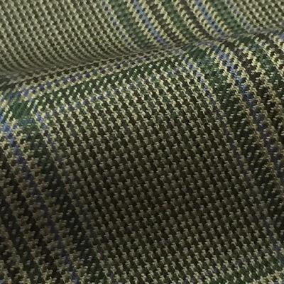 H7938 - GREEN FANCY CHECK (250-280 grams / 8-9 Oz)