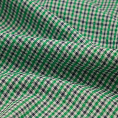 H8323 - GREEN BLACK CHECKS (220 grams / 7 Oz)