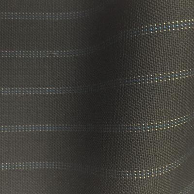 HC1101 - BLUE with AQUA WHITE Triple Pin Stripe (280 grams / 9 Oz)