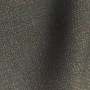 HC1104 - GREY with RED GOLD Pin Stripes (280 grams / 9 Oz)