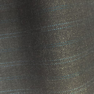 HC1105 - GREY with SKY AQUA Double Pin Stripes (280 grams / 9 Oz)